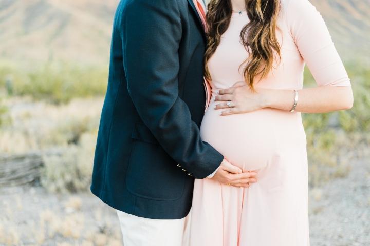 South Mountain Maternity – Emma &Matthew