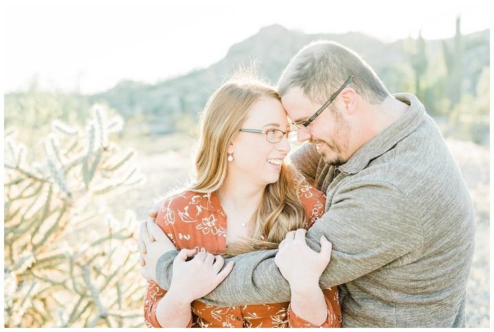 Buckeye Desert Engagement – Jesse &Justin