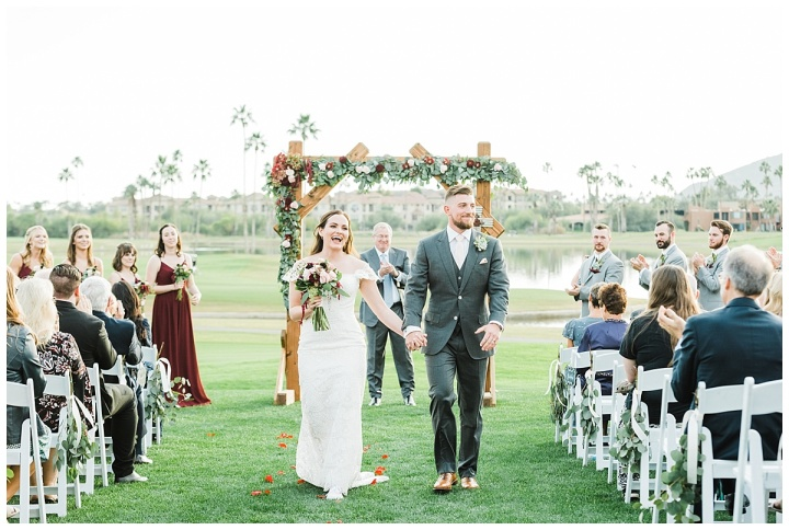 McCormick Ranch Golf Club Wedding – Marinda & Jamie