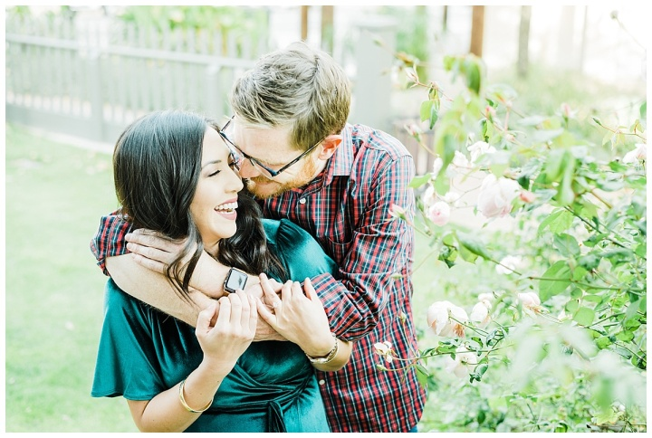 Heritage Square Engagement – Amy & Rob